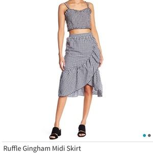 Romeo and Juliet Couture skirt
